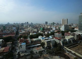 Cambodia property and construction Q1 2020