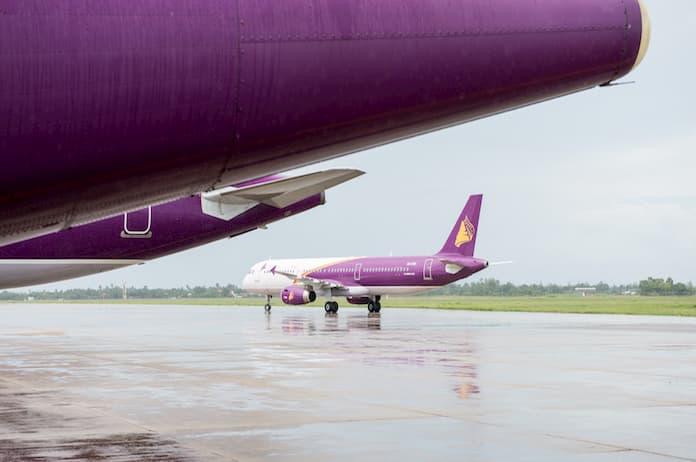 Cambodia Angkor Air (CAA)
