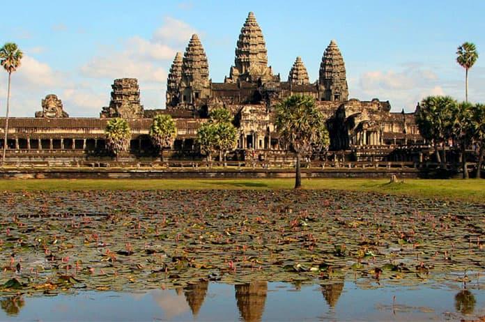 Cambodia tourism 2020