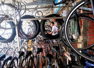 Cambodian Bicycle exports 2020