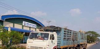Heavy vehicle facility Phnom Penh