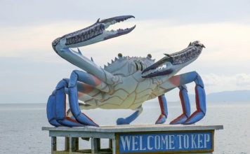 Kep Cambodia master tourism plan