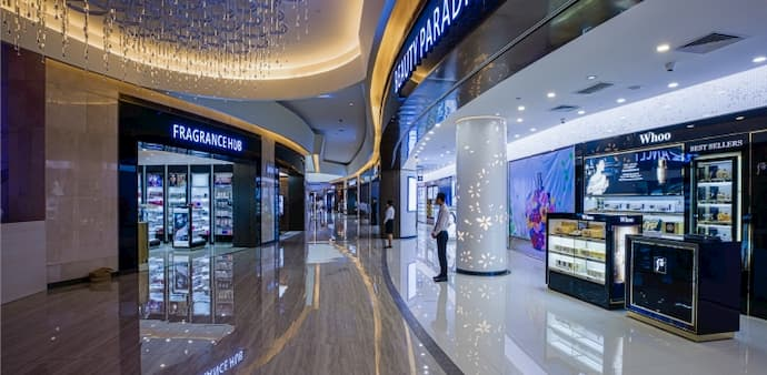 CDF Cambodia Duty-Free Store