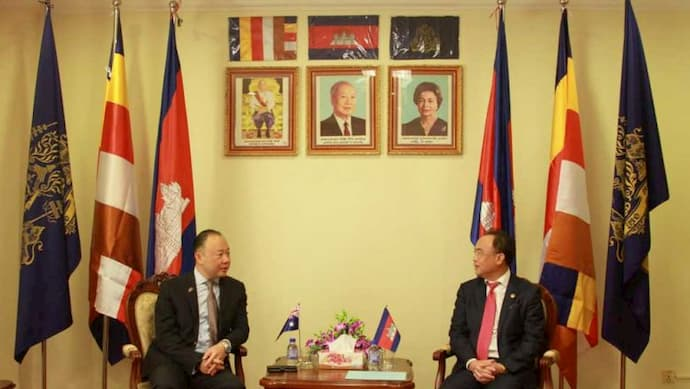 Cambodia seeking to increase trade and investment with Australia
