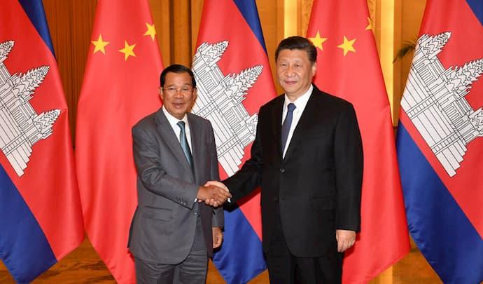 Cambodia China FTA 2020