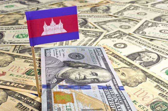 FDI to Cambodia