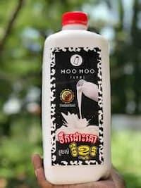 Moo Moo Dairy Cambodia