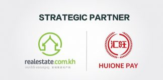 Realestate.com.kh and HuiOne Pa