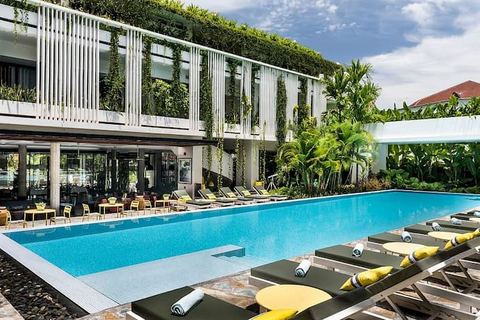 World's Top Hotel: #1 Viroth's Hotel - Siem Reap, Cambodia
