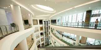 Olympia Mall Phnom Penh