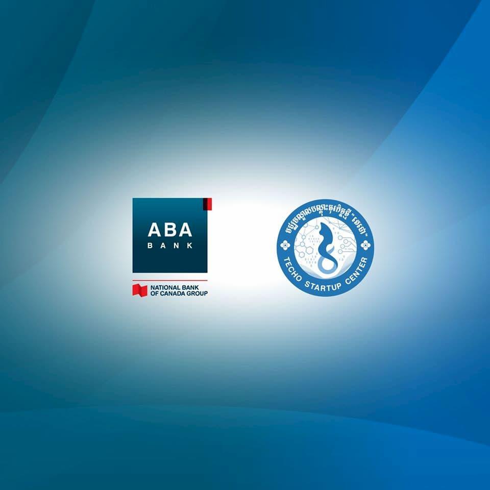 Techo Startup Center (TSC) and ABA Bank Sign MoU