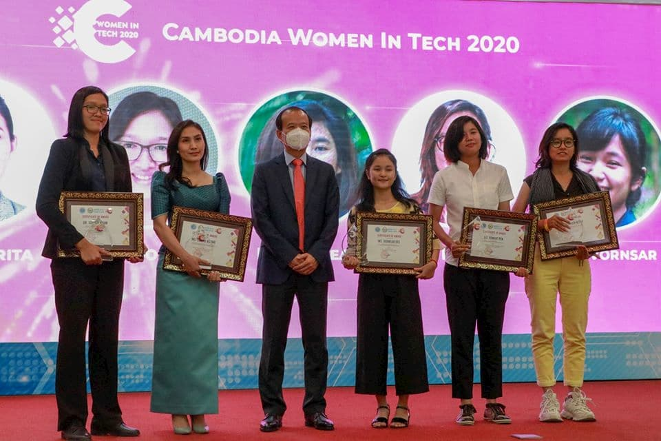 Cambodia Women in Technology 2020