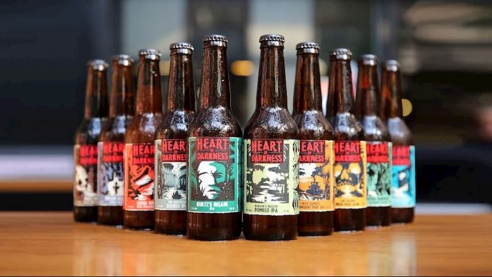 Heart of Darkness Craft Beers Vietnam