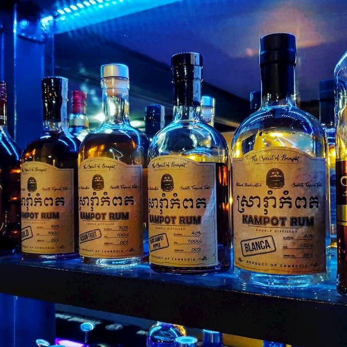 Kampot Rum