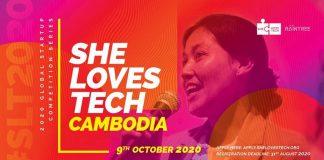 She Loves Tech Cambodia 2020