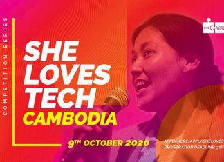 She Loves Tech Cambodia 2020