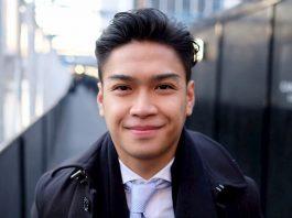 Zwan Ross Lee, Global Head of Business Development, Marketing and Sales of Fincy fintech
