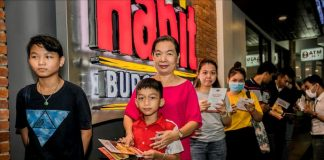 The Habit Burger Grill opens in Cambodia