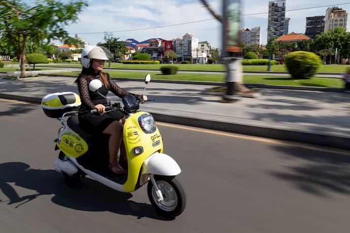 OYIKA rideshare Phnom Penh