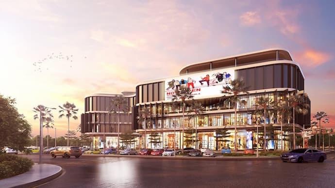 Prince Mall - Sihanoukville