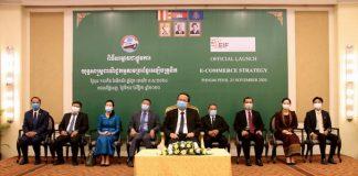 Cambodia launches E-Commerce Strategy