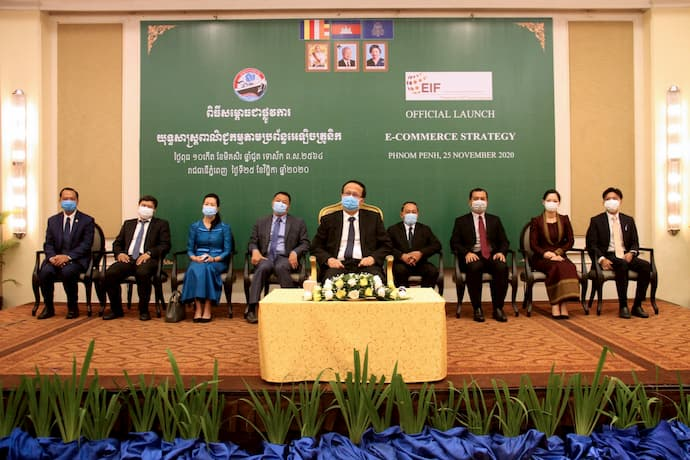 Cambodia launches E-Commerce Strategy
