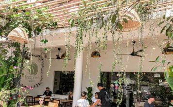 Footprint Cafes - Siem Reap