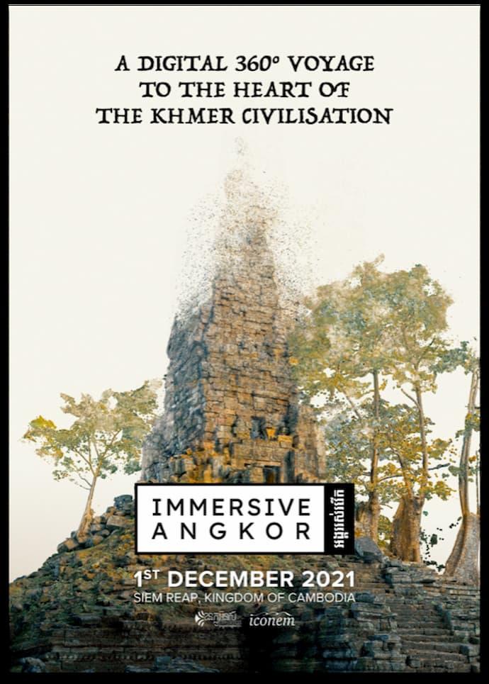 Immersive Angkor