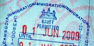 Tourist Visa Cambodia