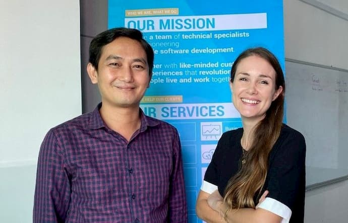 Web Essentials Cambodia CEO
