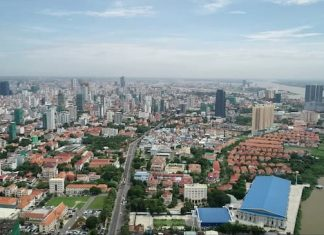 Boeung Keng Kang (BKK) was the top Cambodian property search in 2020