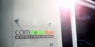 Comzone Asia Formally Announces Affiliation With Dentsu International