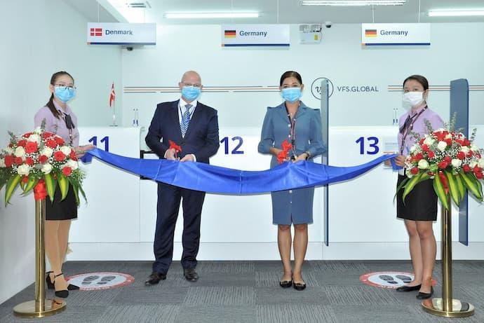 Danish Visa Application Center Phnom Penh
