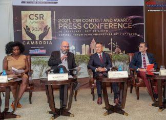 EuroCham Cambodia CSR Contest and Awards 2021