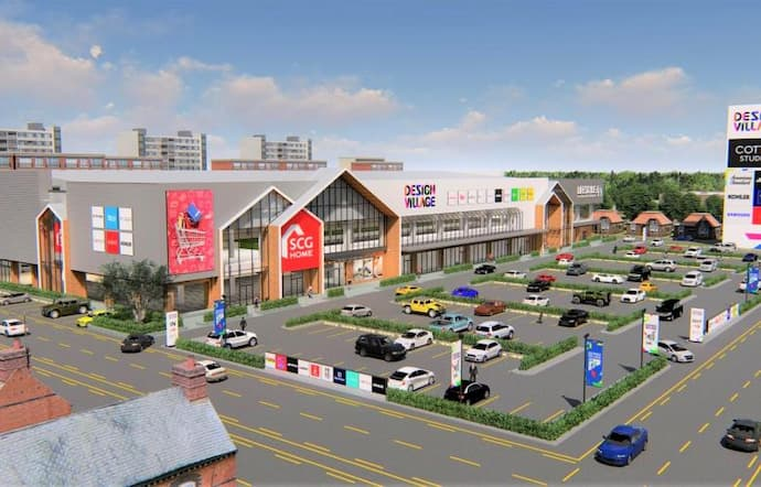 Design Village - Phnom Penh will open in 2021