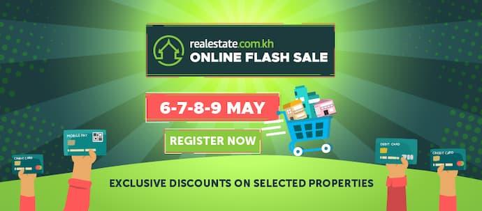 REAKH Flash Sale