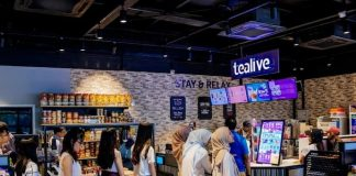 Tealive brand to enter the Cambodian market