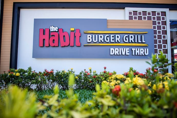 The Habit Burger Grill - Ang Snuol