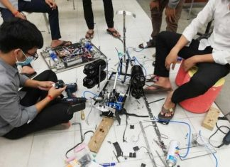 ABU Robocon 2023 hosted by Cambodia