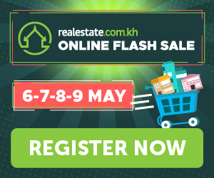 Realestate.com.kh Online flash sale 300*250