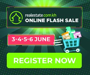 Realestate.com.kh Online flash sale 300*250