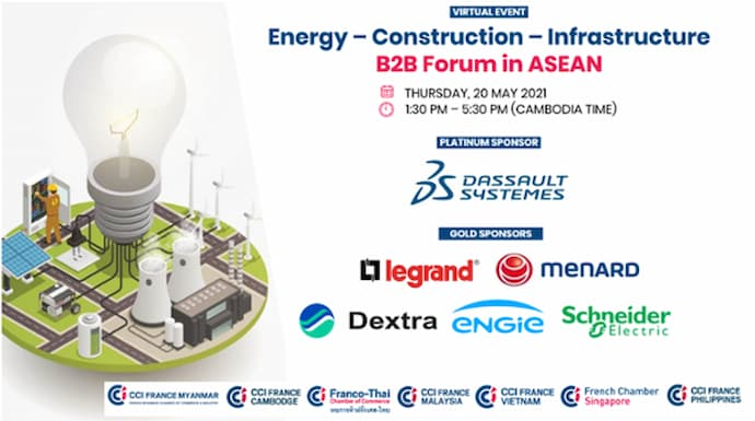 Forum B2B ASEAN on Energy, Construction and Infrastructure