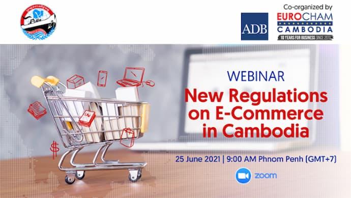 Webinar E-Commerce in Cambodia