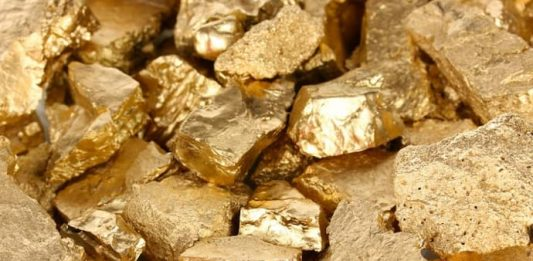 Commercial gold mining Cambodia