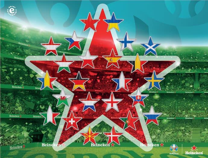 UEFA EURO 2020 with Heineken Cambodia