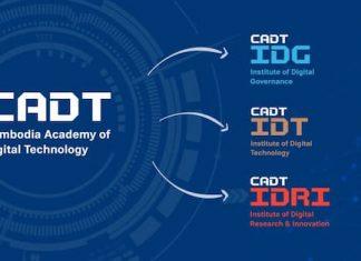 Cambodia Academy of Digital Tenchnology