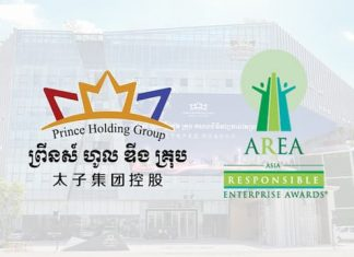 Prince Group 2021 Asia Responsible Enterprise Awards