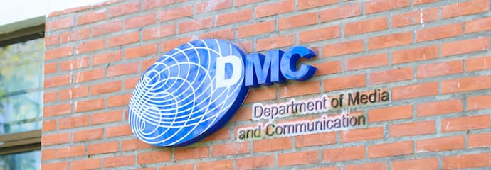 Department of Media and Communication (DMC)