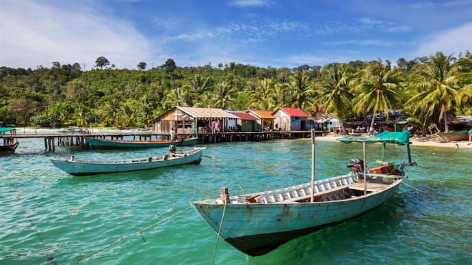 Koh Tonsay Rabbit Island Kep