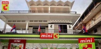 Big C Enters Phnom Penh Market